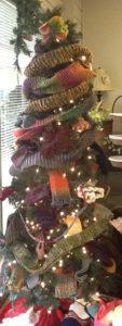 ImagiKnit Yarn Shop Omaha Giving Tree