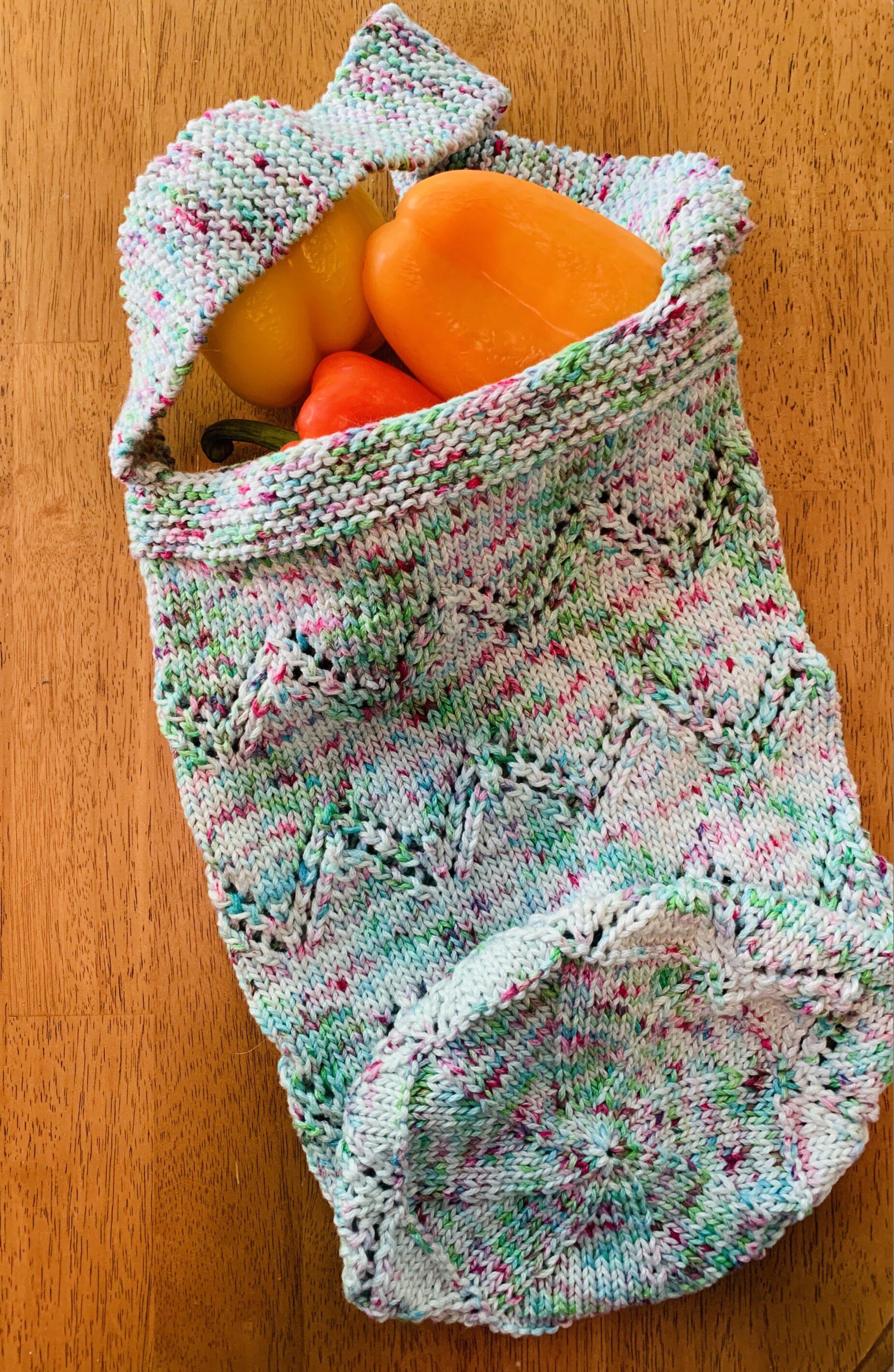 ImagiKnit Yarn Shop Eastern Market Tote