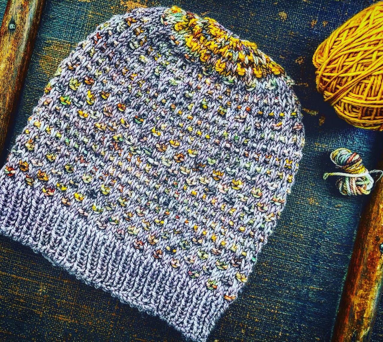 IYS Omaha Mosaic Knitting class