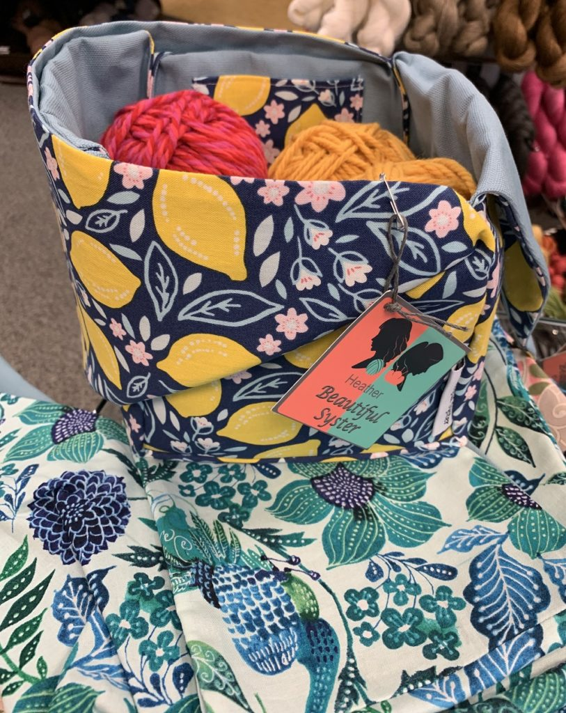 Beautiful Systers ImagiKnit Yarn Shop Omaha Trunk Show