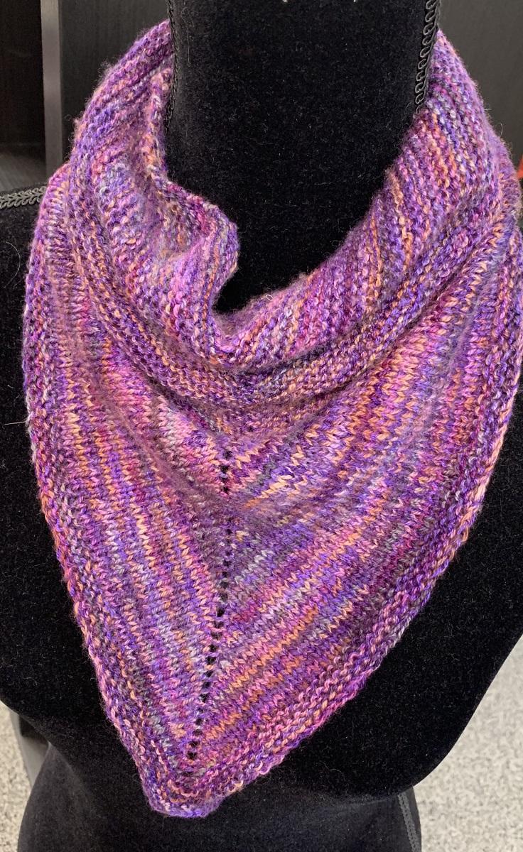 ImagiKnit Yarn Shop Knitting class cowl