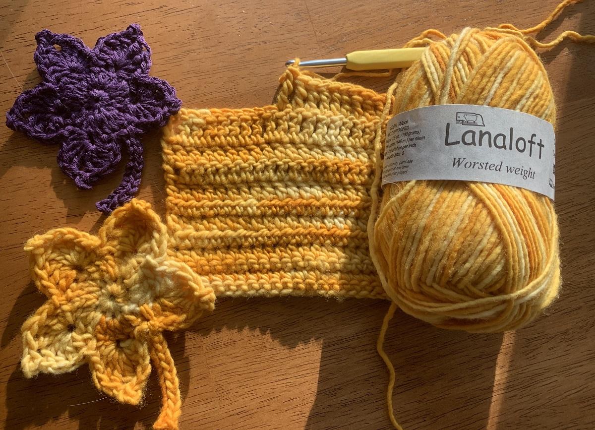 learn to crochet ImagiKnit Yarn Shop Omaha