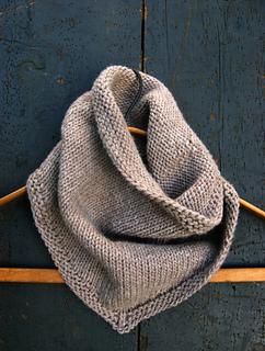 bandana cowl knitting class