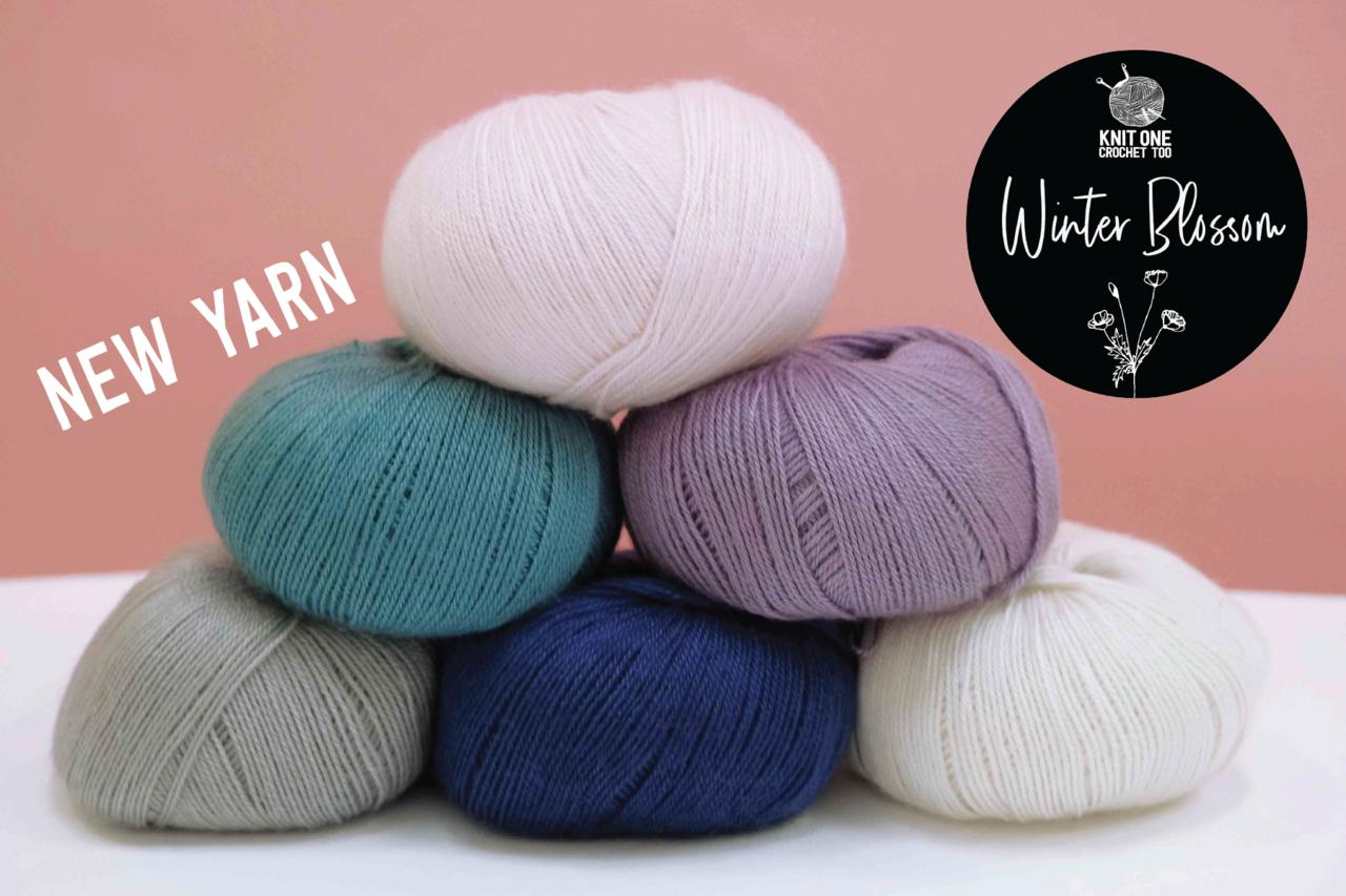 Knit One Crochet Too Trunk Show ImagiKnit Yarn Shop Omaha