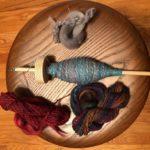 drop spindle ImagiKnit Yarn Shop Omaha