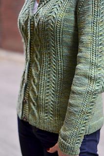 Cardigan Knitting class ImagiKnit Yarn Shop Omaha
