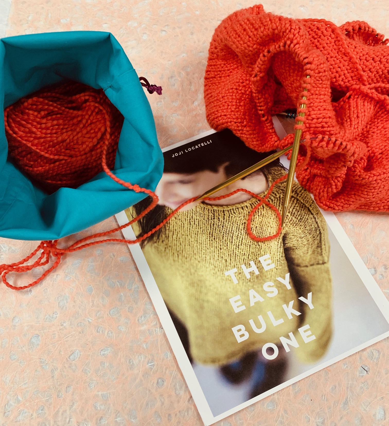 Big Easy One Sweater Knitting Omaha