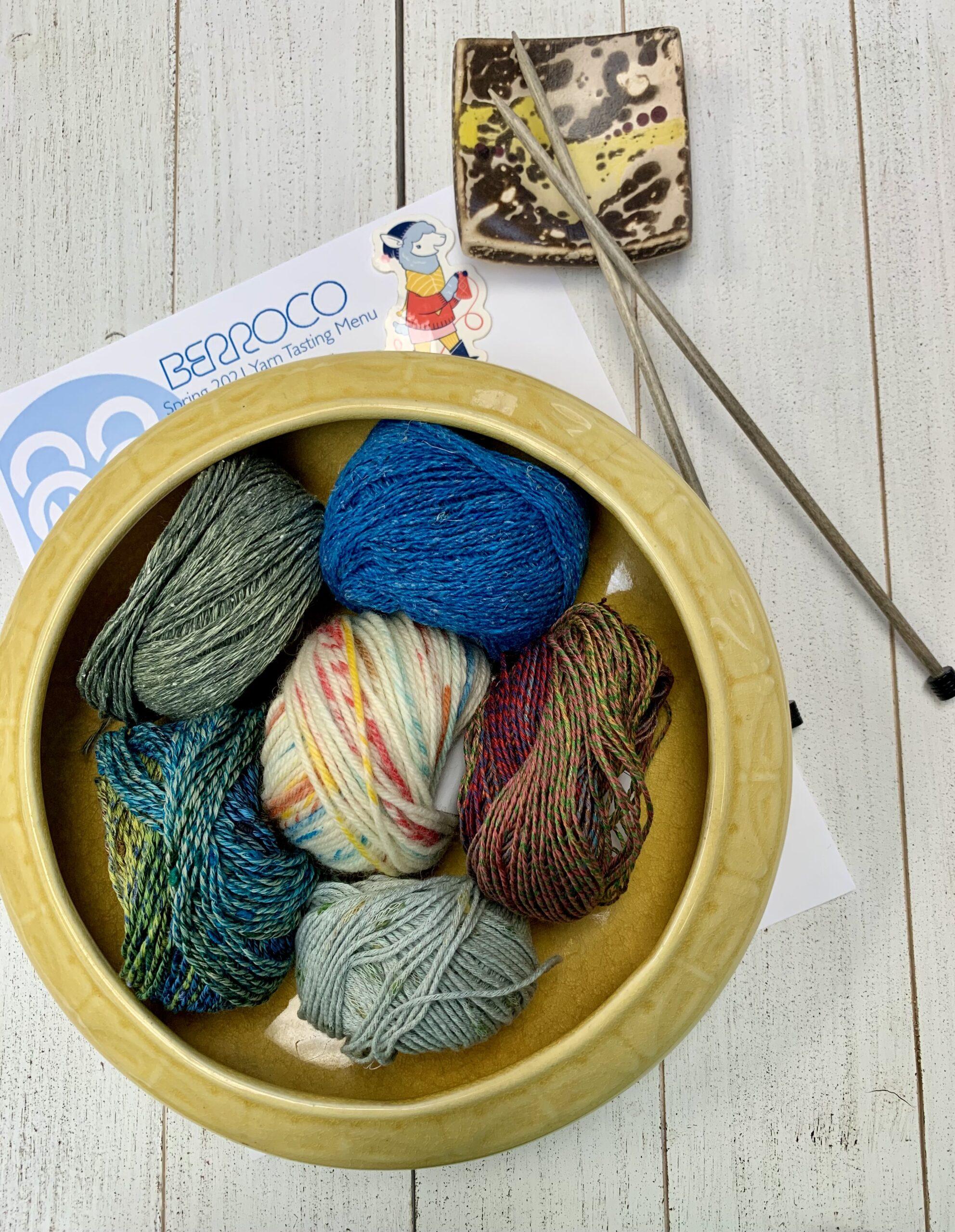 IYS Yarn Tasting Berroco